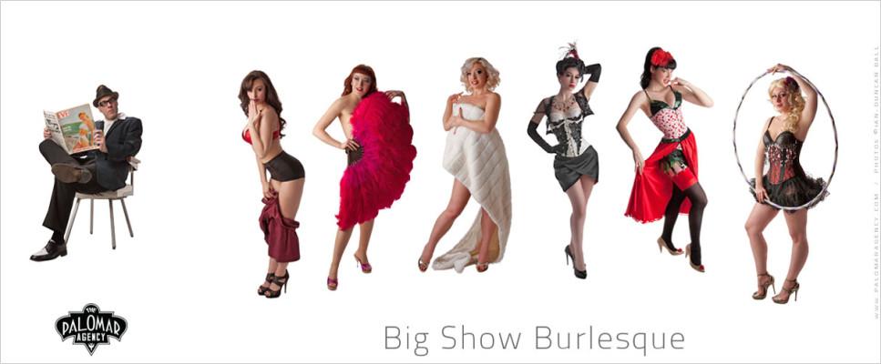 Big Show Burlesque