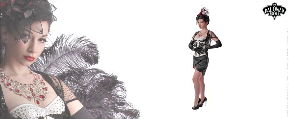 Big Show Burlesque - Marlo Marquise