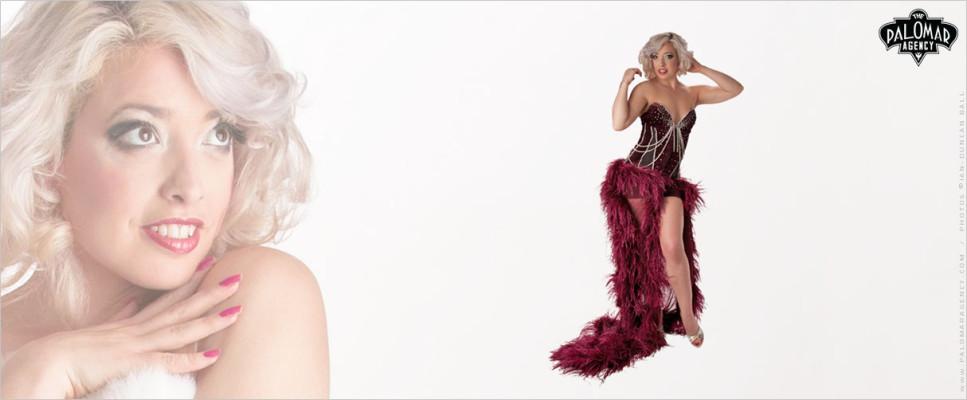 Big Show Burlesque - Peekaboo Pointe